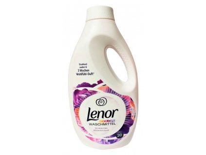 gel na pranie lenor color blutenbouquet 1 4 l 20 prani