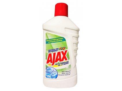 ajax pine cistiaci prostriedok na podlahy s bielidlom 1 0 l