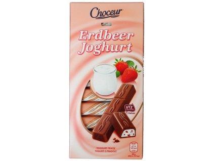 coko tycinky jahoda jogurt choceur 11 ks 200 g