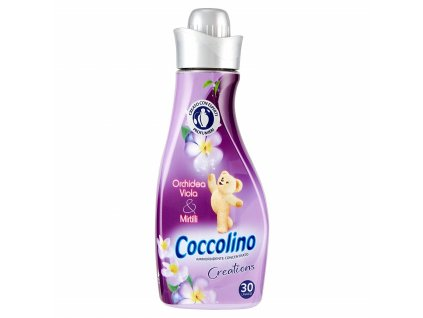 avivaz coccolino orchidea viola cucoriedka 750 ml 30 1 prani