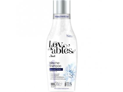 sampon na pranie lovables innocent white 850 ml 17 prani