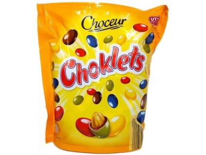 choceur arasidy v cokolade choklets 400 g