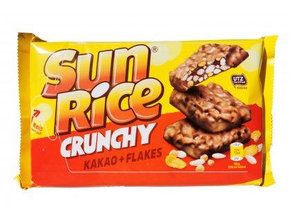 sun rice crunchy happen cokolady 200 g