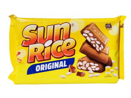 sun rice original schoko happen cokolady 200 g