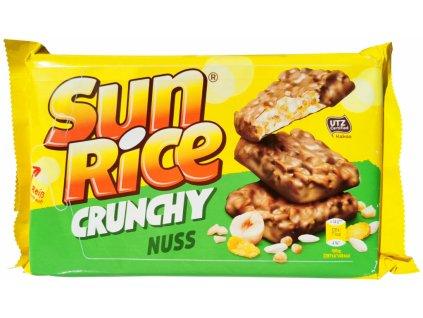 sun rice crunchy nuss happen 1 cokolady 200 g