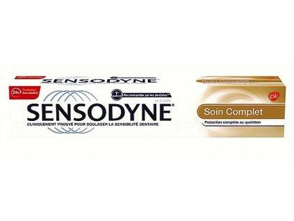 zubna pasta sensodyne soin complet 75 ml