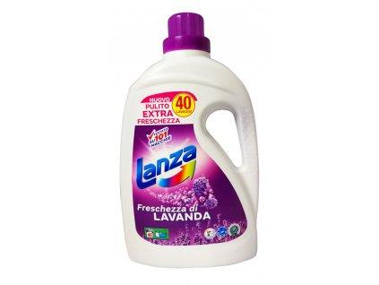 gel na pranie lanza freschezza di lavanda 2 l 40 prani