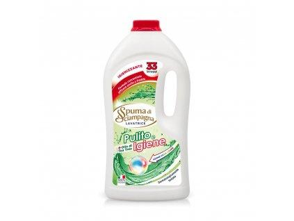gel na pranie spuma di sciampagna pulito e igiene 1 815 l 33 prani
