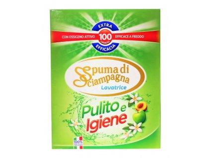 prasok na pranie spuma di sciampagna pulito e igiene 6 0 kg 100 prani