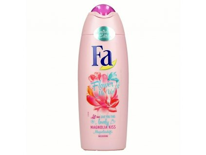 damsky sprchovy gel fa flower me up 250 ml