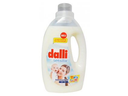 gel na pranie dalli sensitive 1 1 l 20 prani