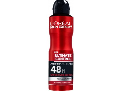 l oreal men expert anti transpirant ultimate control 150 ml