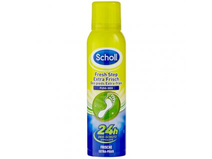 scholl fresh step deodorant na nohy 150 ml