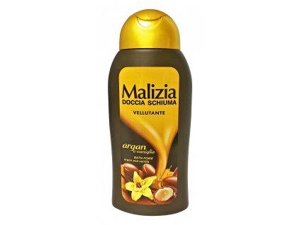 damsky sprchovy gel malizia argan a vanilka 300 ml