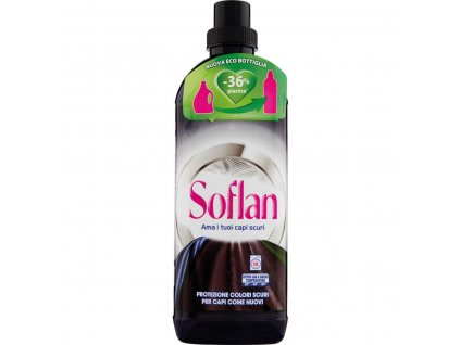 gel na pranie soflan black 900 ml 15 prani