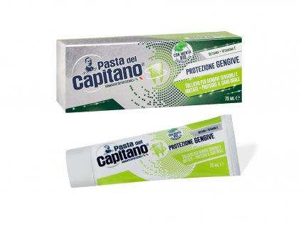 zubna pasta pasta del capitano protezione gengive 75 ml