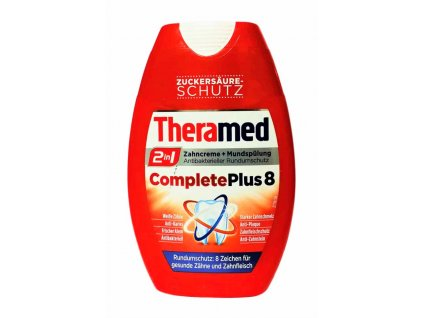 zubna pasta theramed 2 v 1 complete plus 8 75 ml