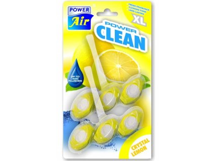 wc zaves power air power clean lemon zlty 2 x 51 g
