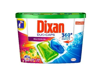 kapsule na pranie persil dixan caps multi color 16 ks