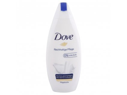 sprchovy gel dove reichhaltige pflege 250 ml