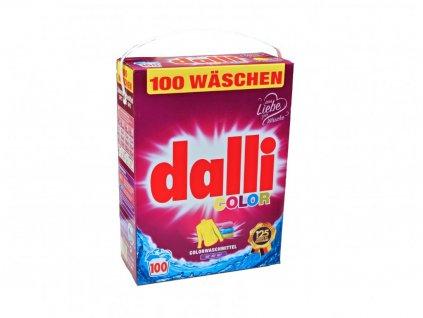 praci prasok dalli na farebne pradlo 6 5 kg 100 prani
