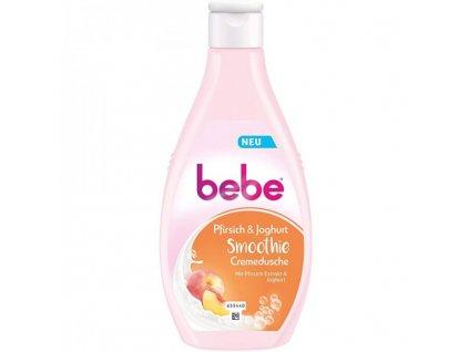 bebe kremovy sprchovy gel broskyna jogurt 250 ml