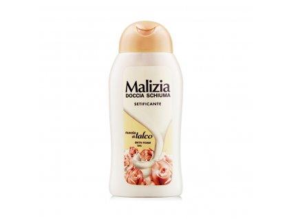 damsky sprchovy gel malizia talc 300 ml