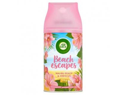 osviezovac vzduchu air wick automatic sprej beach escapes malibu 250 ml