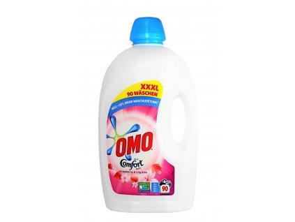 gel na pranie omo comfort jahoda lalia 4 5 l 90 prani