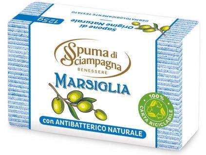 toaletne mydlo spuma di sciampagna marsiglia 125 g