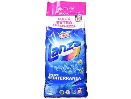 prasok na pranie lanza brezza mediterranea 4 375 kg 70 prani