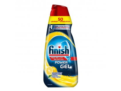 gel do umyvacky riadu finish all in 1 citron 1 0 l 50 davok