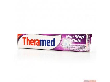 zubna pasta theramed non stop white 75 ml