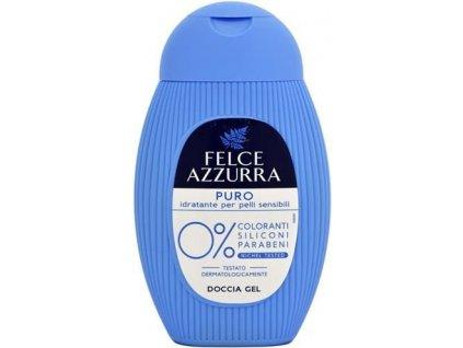 pansky sprchovy gel felce azzurra puro 250 ml