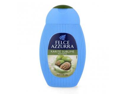 pansky sprchovy gel felce azzurra karite oliva 250 ml