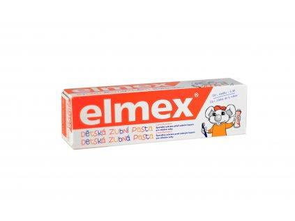 detska zubna pasta elmex 50 ml