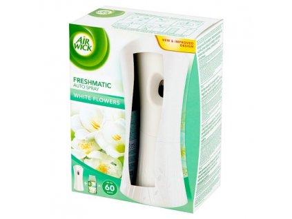 osviezovac vzduchu airwick strojcek biele kvety napln 250 ml