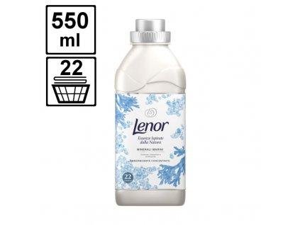 avivaz lenor minerali marini 550 ml 22 prani