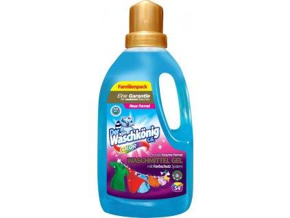 gel na pranie waschkoning color 1 625 l 54 prani