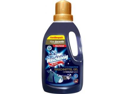 gel na pranie waschkoning black 1 625 l 46 prani