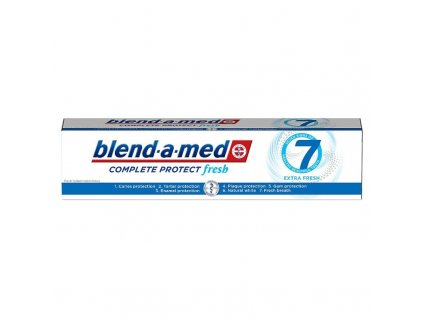 zubna pasta blend a med complete protect extra frisch 75 ml