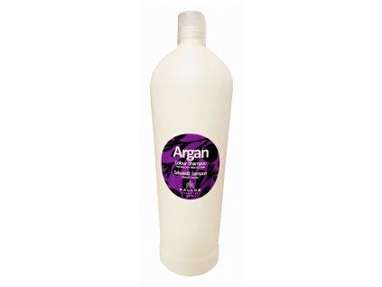 kallos argan colour sampon na vlasy 1000 ml