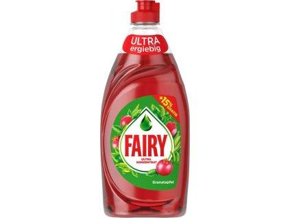 cistiaci prostriedok na umyvanie riadu fairy granatoe jablko 520 ml