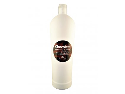kallos chocolate full repair sampon 1 l