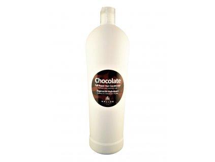 kallos chocolate full repair sampon 1 l