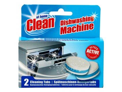 cistiace tabletky do umyvacky riadu at home clean 2 ks balenie