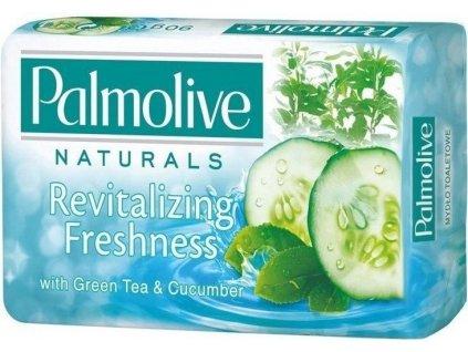 toaletne mydlo palmolive naturals zeleny caj a uhorka 90 g