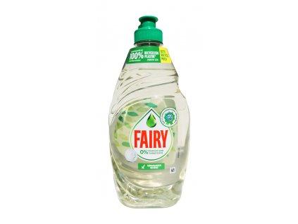 cistiaci prostriedok na umyvanie riadu fairy 100 prirodna vona 450 ml