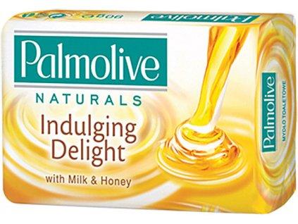 toaletne mydlo palmolive naturals mlieko a med 90 g