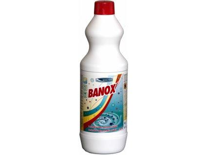 dezinfekcny prostriedok banox 1 l